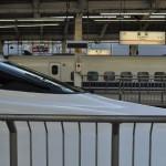 京都駅で普段見ない車両をたっぷり見て大興奮 夏の京都旅行2012 その1