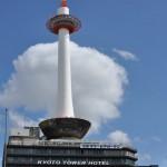 夏の京都駅前風景を撮影する 夏の京都旅行2012 その3