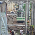 【Tokyo Train Story】都電荒川線沿線の自転車