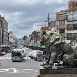 緑豊かな八坂神社と円山公園で小休止 夏の京都旅行2012 その11