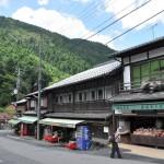 鞍馬山のケーブルカーに乗車して多宝塔へ 夏の京都旅行2012 その22