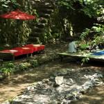 貴船の川床と貴船神社への参拝 夏の京都旅行2012 その25