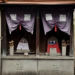 一乗寺から叡山電車に乗って出町柳に戻ってくる 夏の京都旅行2012 その28