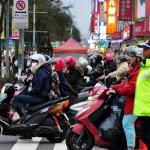 若者の町である西門とその裏通り 台湾に行こう! その6