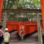 伏見稲荷大社の千本鳥居をたっぷりと撮影する 夏の京都旅行2012 その32