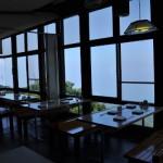 弥彦山頂から日本海と田園地帯を望む 青春18きっぷで新潟へ その5