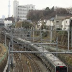 【Tokyo Train Story】湘南新宿ラインと東京スカイツリー
