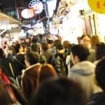 師大夜市をぷらついて、夜ご飯を食べる 台湾に行こう! その9