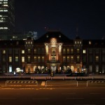 【Tokyo Train Story】夜の東京駅にて