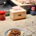台湾料理の魯肉飯(ルーローファン)をネット通販で購入して食べてみた