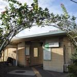鶴見線扇町駅の3匹のネコたち 夏の青春18きっぷの旅2011 鶴見線編 その3