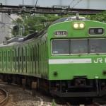 奈良線と京阪電車を撮影した後は先斗町散歩 夏の京都旅行2012 その36