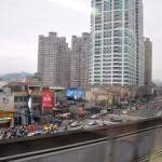 特急自強号で台北から瑞芳駅へ 台湾に行こう! その11