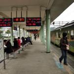 ローカル色満点の平渓線に乗車する 台湾に行こう! その12