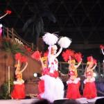 舞台に輝く神々しいばかりのフラガールの姿をたっぷりと スパリゾートハワイアンズでの極上美食の共演とフラガールを見る旅 その11