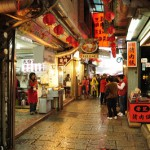 坂と階段とレトロな町並みの九份を訪れる 台湾に行こう! その16