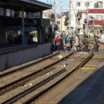 【Tokyo Train Story】京成金町線柴又駅の構内踏切