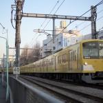 【Tokyo Train Story】夕暮れ前の西武池袋線