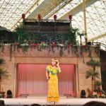 2度目のフラガールポリネシアンレビューを正面から見る! スパリゾートハワイアンズでの極上美食の共演とフラガールを見る旅 その13