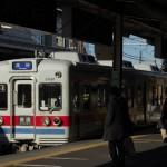 【Tokyo Train Story】冬の柴又駅(京成金町線)
