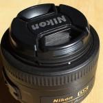 Nikonの35mm単焦点レンズ AF-S DX NIKKOR 35mm f/1.8Gを購入