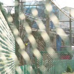 【Tokyo Train Story】キラキラ光るフェンスの向こうに(都電荒川線)