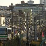 【Tokyo Train Story】雑司が谷の坂の上から(都電荒川線)