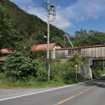 まずは上越線土合駅から谷川岳ロープウェイの土合口駅まで 夏の終わりの谷川岳登山 その3