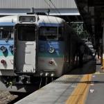 中央本線の115系電車で高尾から猿橋へ 青春18きっぷで行く夏の山梨日帰り旅行 その1