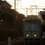 【Tokyo Train Story】都電に乗る帰り道