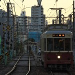【Tokyo Train Story】夕暮れレトロ(都電荒川線)