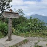 鎖やロープを使った谷川岳登山道(天神尾根)を進む 夏の終わりの谷川岳登山 その5