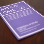 銀座の奥野ビル内のギャラリー 銀座モダンアートで開催されている「ARTISTS'CAFE Vol.3」に日曜アーティストのTOMAKIさんの作品を見に行ってきた