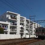 【Tokyo Train Story】トレインビューマンション(東急池上線)