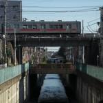 【Tokyo Train Story】水路を越える東急池上線