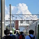 蟹田駅周辺で特急白鳥を撮影する 男一匹道南青森の旅 その18