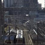 【Tokyo Train Story】東急池上線石川台駅俯瞰風景