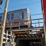 【Tokyo Train Story】東急池上線の低~いガード下