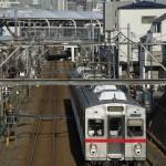 【Tokyo Train Story】東急池上線の直線区間