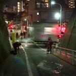 【Tokyo Train Story】東急東横線の渋谷駅と代官山駅の間にあった踏切にて