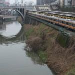 【Tokyo Train Story】お茶の水橋から中央線と丸の内線を望む