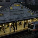 【Tokyo Train Story】御茶ノ水駅の跨線橋