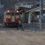 烏山線烏山駅でキハ40をたっぷりと撮影する 冬の青春18きっぷの旅 栃木編 その7