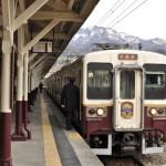 今市の町を散策して東武鉄道を撮影する 冬の青春18きっぷの旅 栃木編 その10