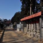 鰭ヶ崎-平和台の森と住宅街の風景 流鉄流山線撮影散歩 その7
