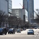 横浜のみなとみないを歩く 冬の横浜散歩 その5