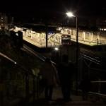 【Tokyo Train Story】初詣の帰り道にて(山手線)