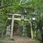 愛宕山遊歩道からもえぎの湯へ 氷川渓谷・愛宕山散策コース その4