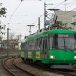 【Tokyo Train Story】東急世田谷線の緑の電車