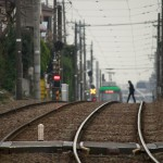 【Tokyo Train Story】踏切での物語(東急世田谷線)